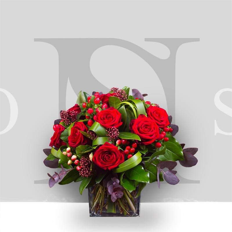 Entretien de vos bouquets ronds