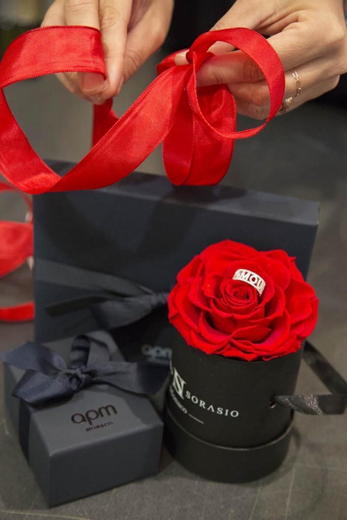 Idées cadeaux pour la Saint-Valentin à Monaco